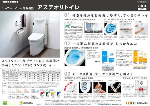 トイレ取替工事 流山 柏