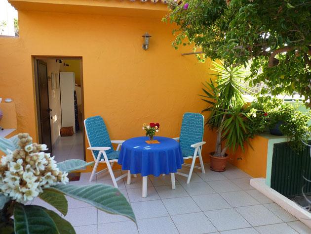 Studio Apartment Pärchenurlaub südliches Aridanetal Los Llanos La Palma