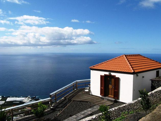 Ferienhäuschen ländlicher Tourismus nachhaltiger Tourismus Süden La Palma Las Indias