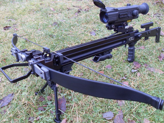 Ultimate Survival & Ultimate Sniper Crossbows for sporting and hunting in superior quality made by Wolfszeit