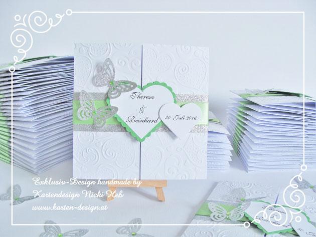 Liebevoll Handgefertigtes Kartendesign Kartendesign Nicki Hess