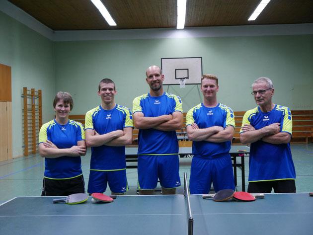 Christa Bruckmann, Dominik von Wirth, Cord-Henrich Treseler, Patrick Hunsicker, Bernd Dumke