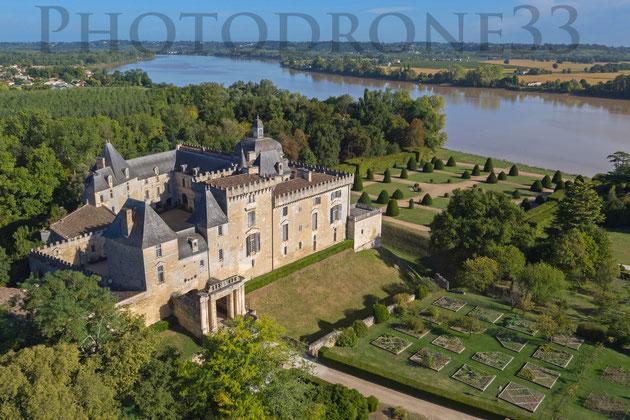 Photographie aérienne Bordeaux gironde