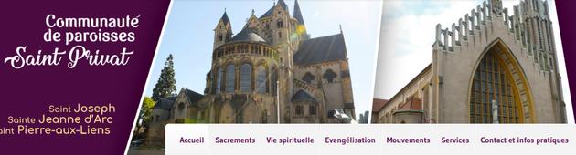 Communauté de paroisse Saint Privat