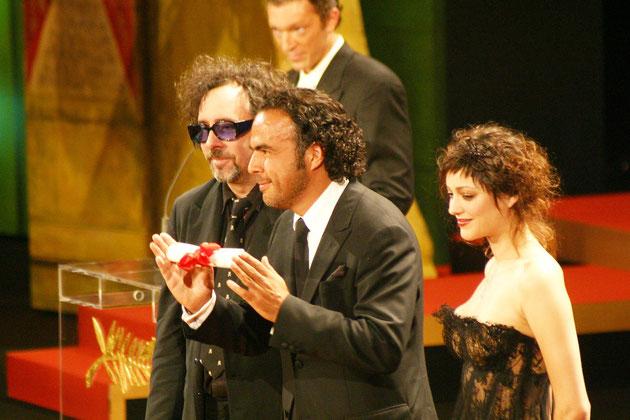 Alejandro Gonzalez INARRITU - Festival de Cannes 2006 - Photo © Anik COUBLE