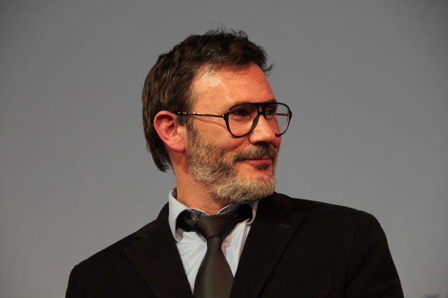 Michel HAZANAVICIUS - Festival Lumière 2011  - Photo © Anik COUBLE