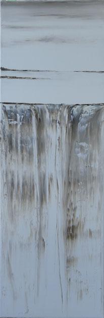 alain-belleguie-milkyfalls II H/T 90 cm x 30 cm