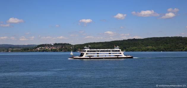 Fähre Konstanz - Meersburg