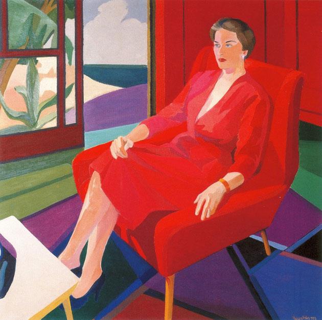 Ritratto di Liliana - 1958