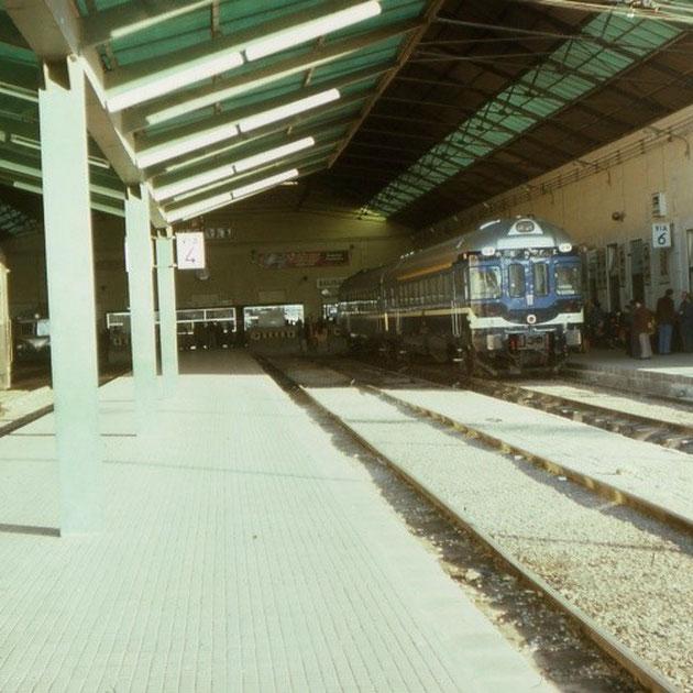 Estación de Alicante Término.