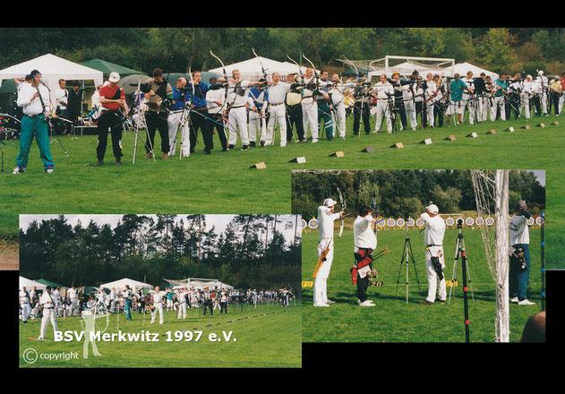 Foto - DM in Schwedt/ Oder 2001 - BSV Merkwitz 1997 e.V.