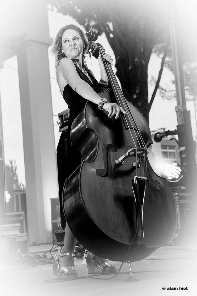 Antonella Mazza. Photo Alain Hiot. 2015.