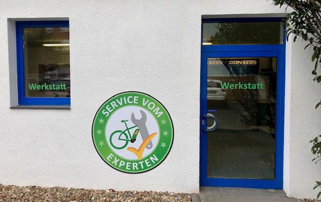 e-Bike Wartung, Inspektion und Reparatur in der e-motion e-Bike Welt Tönisvorst