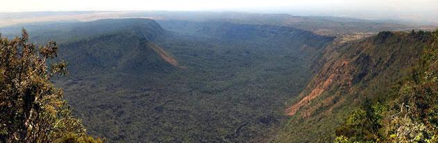 Cratere Monte Suswa