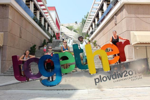 Plovdiv - Road trip Bulgarie