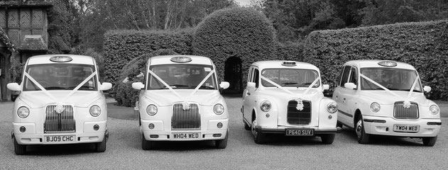 Wedding Taxis Cars