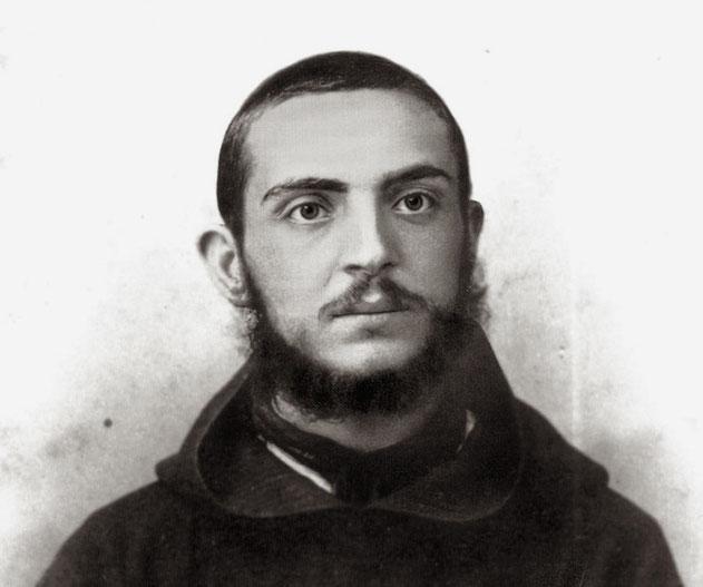 Padre Pio giovane a Venafro (1911)