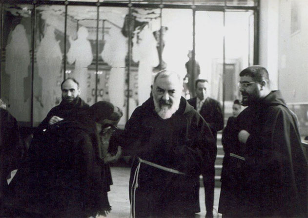 Padre Tarcisio da Cervinara e Padre Pio