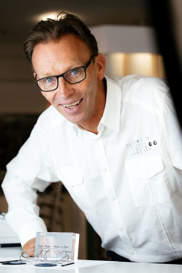 Dirk Flügel: Optiker Haan