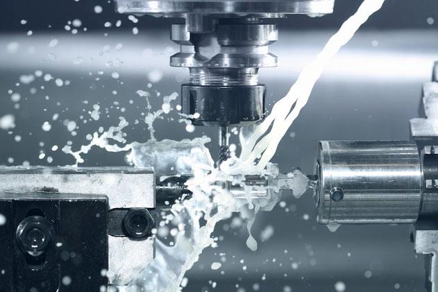 Präzisions CNC Dreh- und Fräsarbeiten