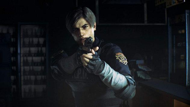 Beste Shooter Spiele: Resident Evil 2
