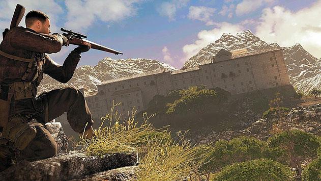 Beste Xbox One Spiele 2017: Sniper Elite 4