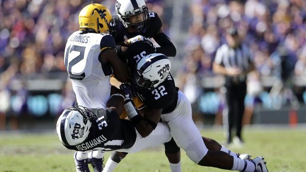 TCU run defense