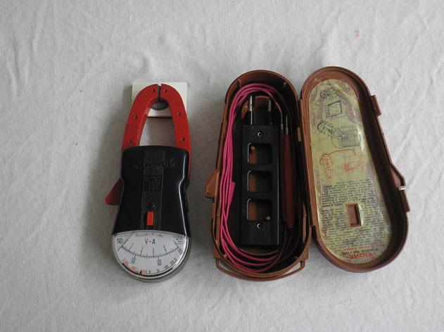 Cassinelli Milano  Zangen Ampere Meter Typ. 170