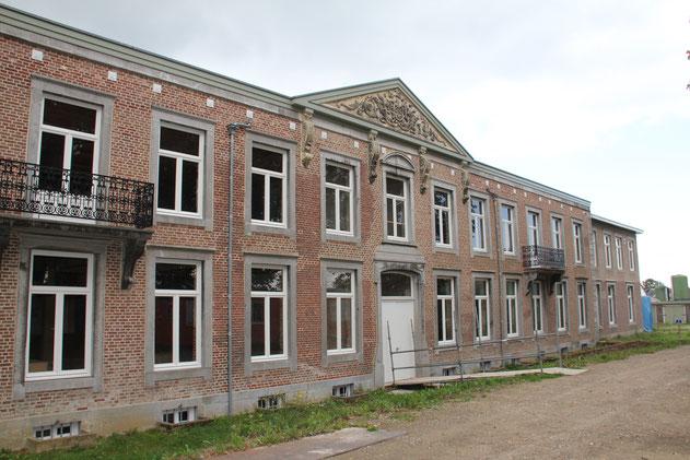 Klooster Hoogcruts hoofdgebouw gerestaureerd
