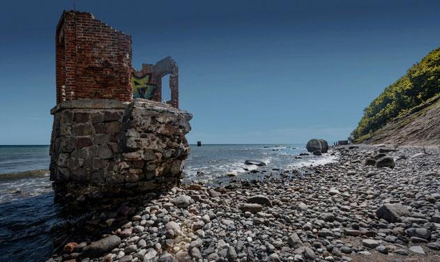 Strand bei Kap Arkona, Fotoreise Insel Rügen