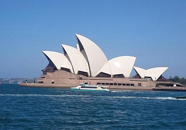 Sydney; Opera House