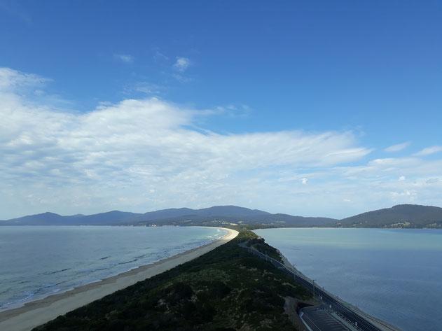 The Neck Bruny Island Tasmania