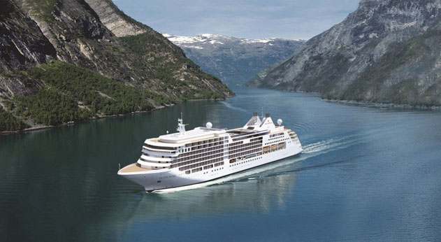 Neue Kreuzfahrtschiffe für Silversea Cruises // © Silversea Cruises