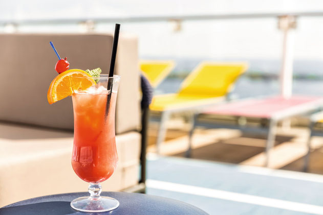 Neues ,,WASTELESS''-Projekt bei TUI Cruises // © TUI Cruises