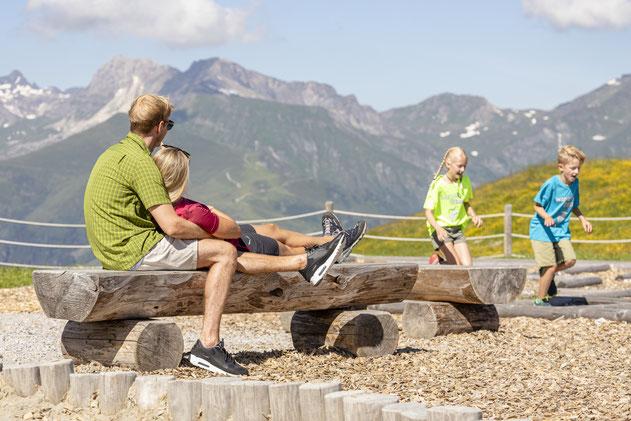 Hotel Garni Blizz - Familienurlaub im Zillertal/Finkenberg