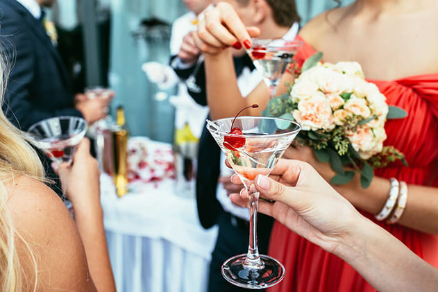 ideas para la recepcion de tu boda