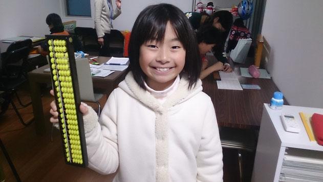 茨木市東小学校白川小学校から通いやすいそろばんピコ茨木学園南教室
