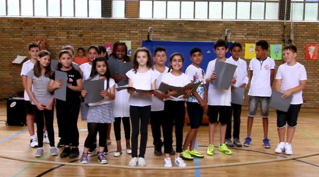 Verabschiedung der 4 Klässler Homepage der Grundschule