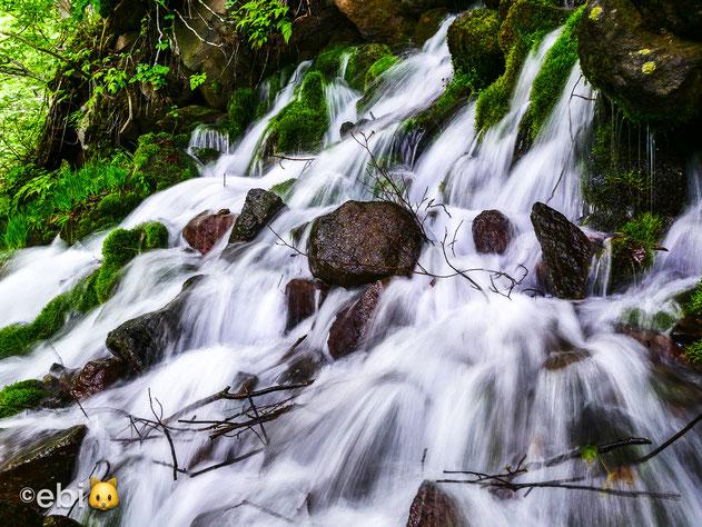 象ヶ沢噴水