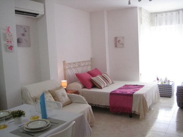 Peñíscola Benicarló apartamentos alquiler por días
