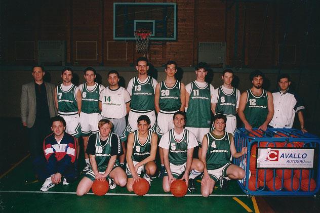Prima divisione stagione 1998/1999