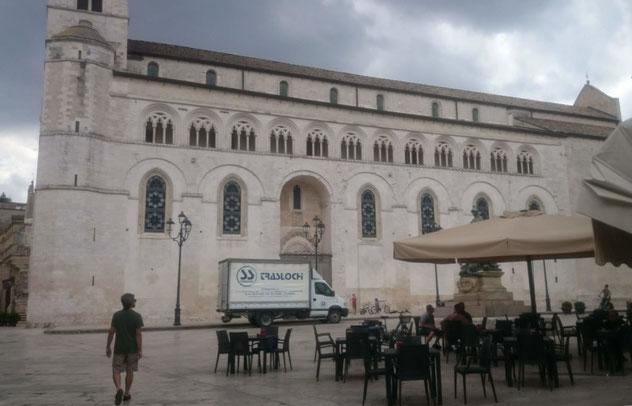 Altamura mit Kathedrale