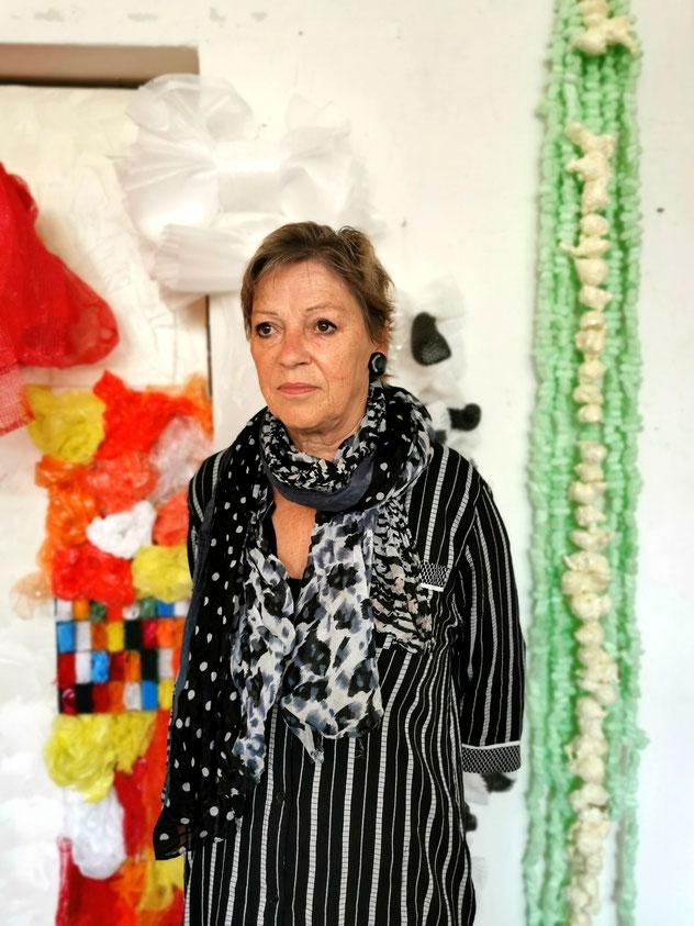 Friederike Lydia Ahrens zeigt ihre Arbeiten in Quickborn