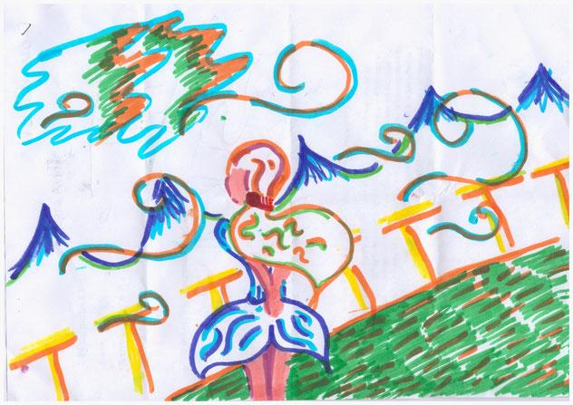 Paola Olivieri 10 anni