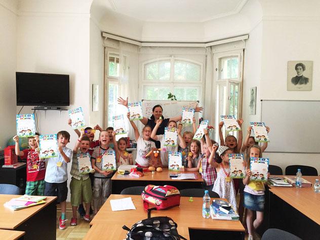 Школа русского языка и литературы Екатерины Баженовой в Праге