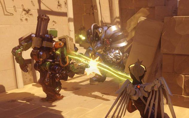 Online Spiele: Overwatch
