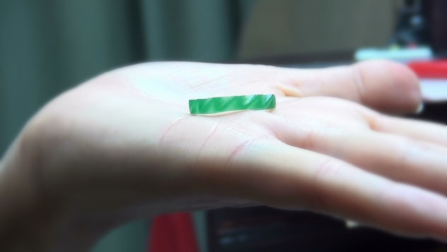 M様の手作り結婚指輪