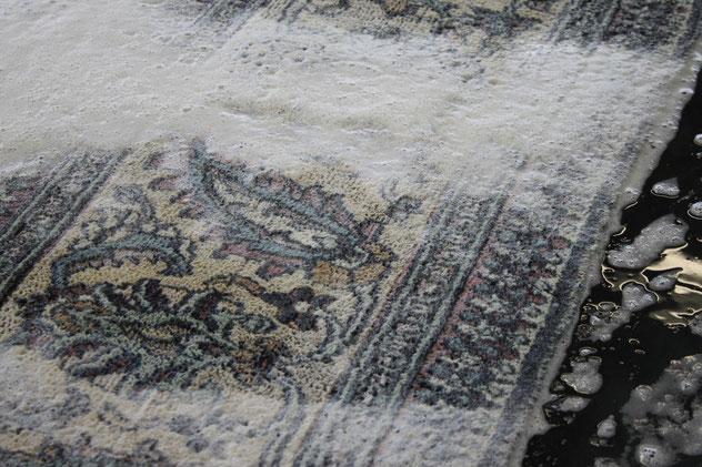 lavaggio tappeti metodo artigianale