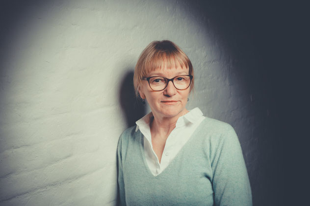 BE-Shiatsu Brigitte Ebert Portrait