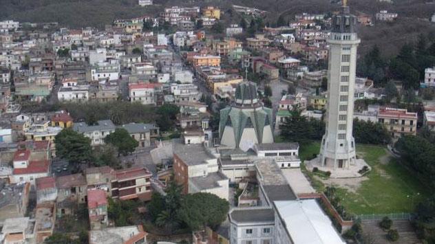 Panorama di Visciano